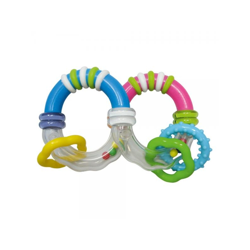 3D Ring Rattle