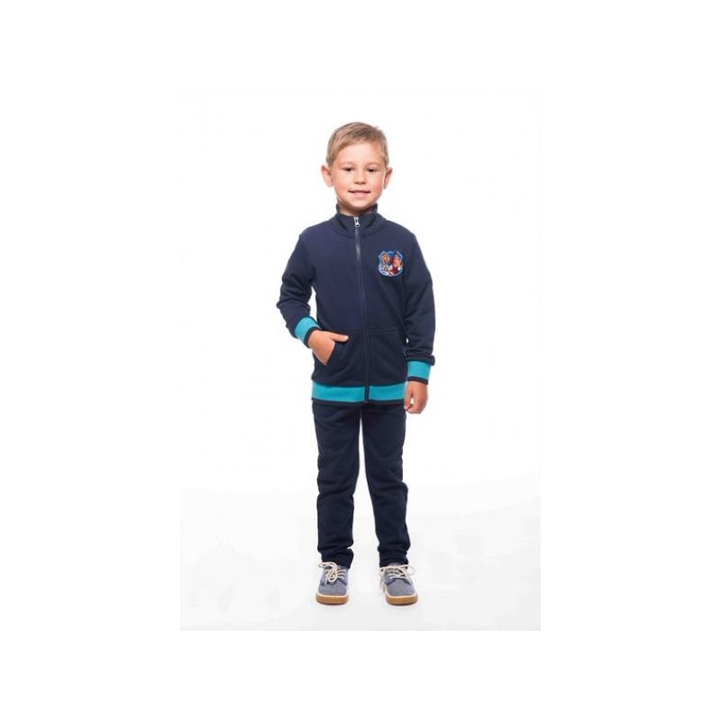 Boys Navy Sweatshirt
