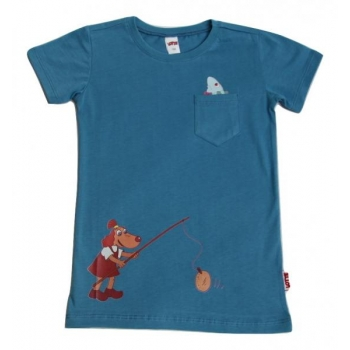T-shirt Lotte and Fish