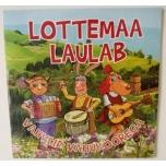 CD Lottemaa laulab: vahvlid vahukoorega