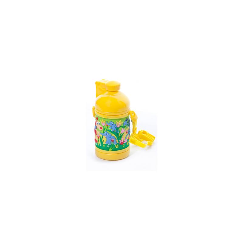 Joogipudel (kollane)