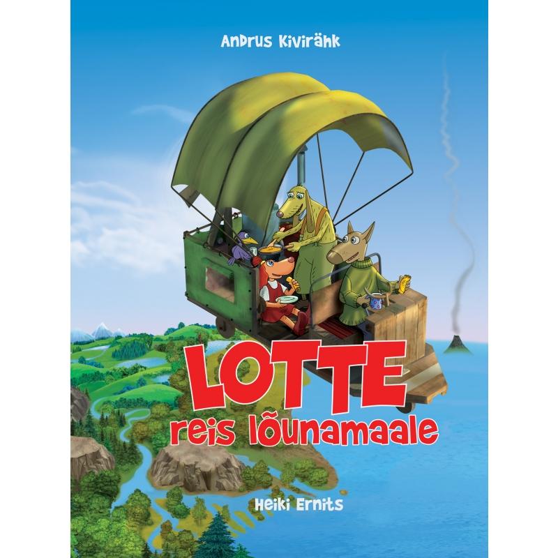 """Book """"Lotte Journey South"""" EST"""