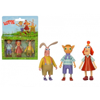 Lotte Minifigures Gift Set