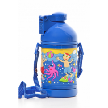 Joogipudel sinine