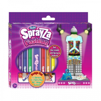 Sprayza Fashion Design Set