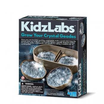 "4M Craft ""Crystal Geode Growing Kit"""