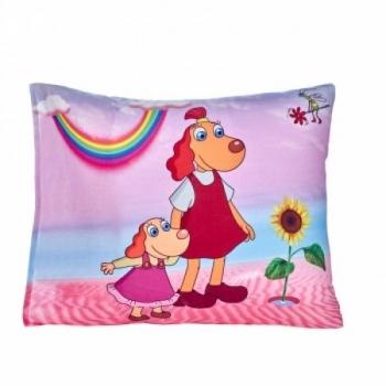 """Padjapüür """"Lotte roosa unistus"""" 50x60cm UUS!"""