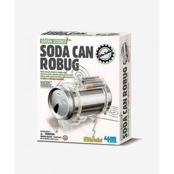 Teaduskomplekt Soda Can Robug