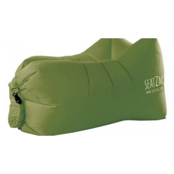 SeatZac Chill Bag Bean Bag Dark Green