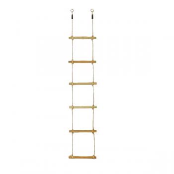 Wooden Hanging Ladder