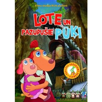 Lote un pazuduše Puki