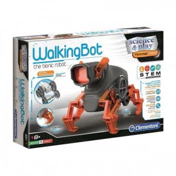Robot Walking Bot EE/LV/LT Clementoni