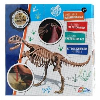 Dino kaevamise komplekt Grafix