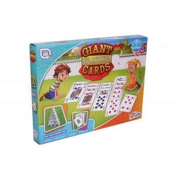 Playing card Giant Grafix