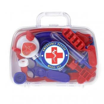 Arsti kompl. kohvris väike 2 ass