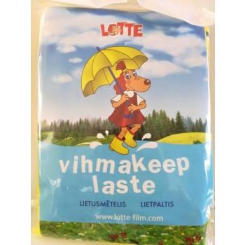 Vihmakeep laste Lotte
