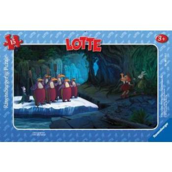 Frame Puzzle Lotte 15 pcs
