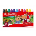 Oil Pastels Lotte