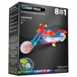 Laser Pegs 8 in 1 Chopper