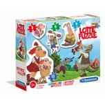 Puzzle Lotte NEW