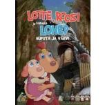 """Värviraamat """"Lotte, Roosi ja kadunud lohed"""""""