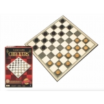 Board game Checkers wooden Classic coll