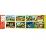 Minipuzzle Lotte 54 pcs